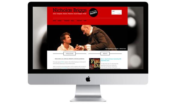 Nicholas Briggs Actor
