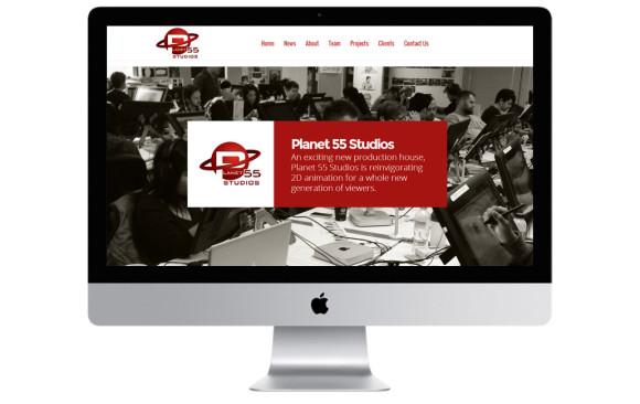Planet 55 studios