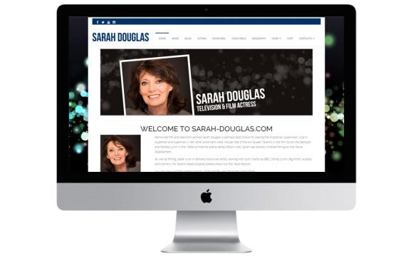 Sarah Douglas Actress