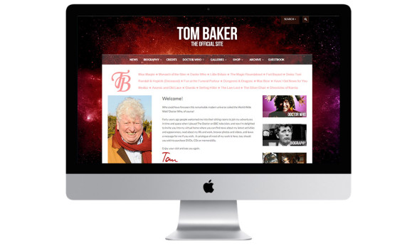 Tom Baker Actor