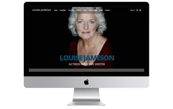 Louise Jameson Actress