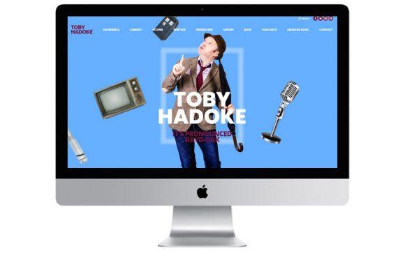 Toby Hadoke